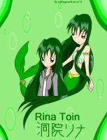 Rina Toin by PrinceVi
