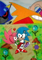 Love and Evil on Little Planet by UltimateFrieza
