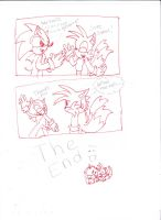 Sonic and Tails: The Question by XAcethekiddX