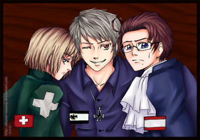 APH: German Power by Akuma-Souseiji