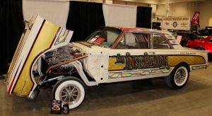 Comet Gasser by boogster11