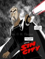 Lucas' Sin City: Jackie Boy by Raphael2054