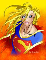 SS Series 8.5 - Supergirl III by NoxPsycho
