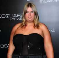 Nicky Hilton - Plus-Sized by MattBrewer