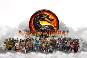 --MORTAL KOMBAT CAST-- by xxCuteEmmyxx