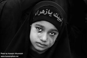 Tears Does Not Dry On Al Zahra by alkumaish