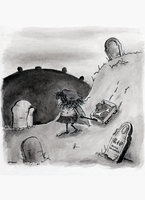 Cemetary Soup by CatAddams
