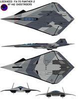 FA-70  VF-142 Ghostriders by bagera3005
