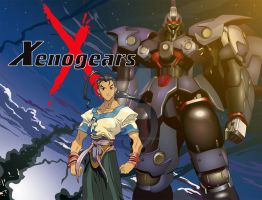 Xenogears by gyrfalcon65