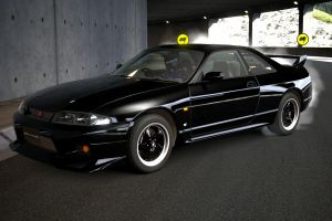 R33 Drifting2 by NightmareRacer85