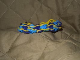 Rainbow Loom: Diamond Weave by Culinary-Alchemist