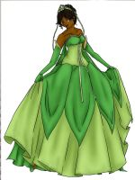 Tiana by strawberry-usagi101