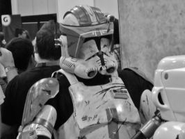Commander Cody by aberrentideals