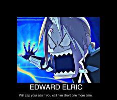 Edward Elric by beaglekid