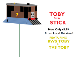 Toby-On-A-Stick by TheAusterityEngine
