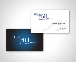 KME Hill Biz Card by MarkRantal