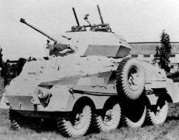 Heavy Armored Car M-H Mk.VI by MADMAX6391