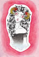 Aradia by YunonaD