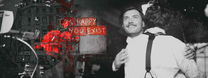 Happy you exist - SHxJW by FirstTimeLady