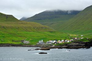 Faroe Islands by Dark-Raptor