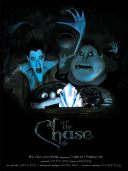The Chase_poster by kevinck87