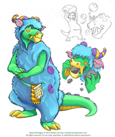 Benny Redesign - Updated by GreekCeltic