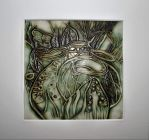 Sea barnacles tile by m0onwitch