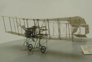 Narahara Biplane No. 2 Model by rlkitterman