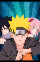 Team 7! by YameGero