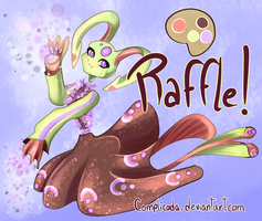 RAFFLE!! [CLOSED] FREE Adoptable: Sea jester by Complicada