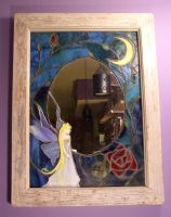 Serenity Fairy Mirror by SailorEarth316