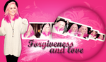 Forgiveness and Love Wallpaper by KatheFelton