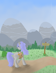 Ask the road by grayma1k