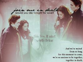 Bella and Edward - Join Me... by Alice-Cullen93