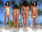 Strip Tease Africain by Arts-Muse
