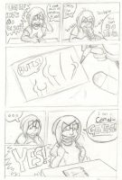 Comic - Comedic Genius by JawbreakerCherri