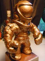 Copper Space Diver II by hellgnome