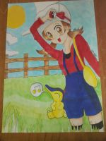 Pokemon Girl: Heartgold by cambell600