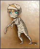 Henry Mummy by Pocki07