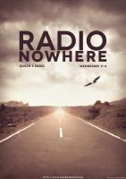 Radio Nowhere Poster by smcveigh92