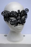 DSC 0003 Filigree Mask 3 by wintersmagicstock
