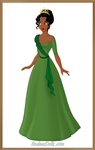Tiana, Queen of Maldonia by kid-at-heart-dolls