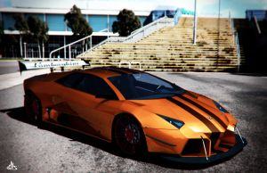 Test Reventon by mherrador