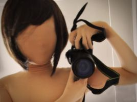 Shooting in zentai by mysexyzentai