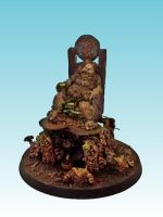 Swine Kings Palanquin by Nergling