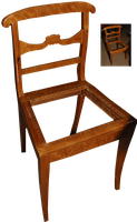 Old Wood Chair by magicsart