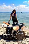 Drummer For Hire by MordsithCara