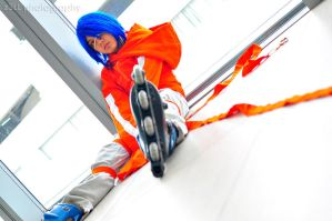 Air Gear: Agito by raindropszero