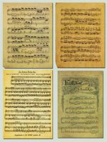 Music Notes stock by Billy-jean-stock