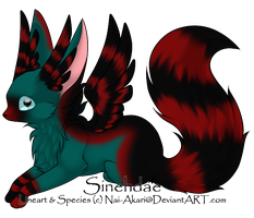Sinehdae Adopt - 15 Points - Adopted by Feralx1